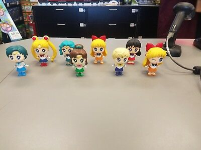 Sailor Mystery Minis Lot