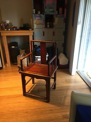 Ming Chinese Antique Chair