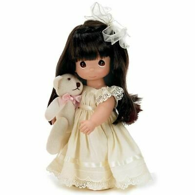 Precious Moments Cherish Me Always Brunette Doll-4643