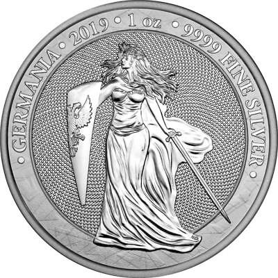Germania 2019 5 Mark Germania 1 Oz 9999 Silver PRE SALE AVAILABLE 04th November
