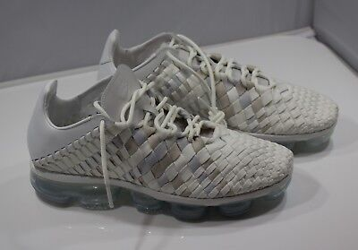 NIKE  VAPORMAX INNEVA AO2447 100 Size 10.5 US Fast Free Shipping REAL PICTURES
