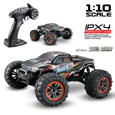 1/10 Scale High Speed 46km/h 2.4Ghz 4CH 4WD Radio Controlled Off-road RC Car BIG