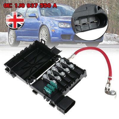 1X Fuse Box Battery Terminal Fit For 1999 2004 fuse box battery terminal fit for vw jetta golf mk4 beetle