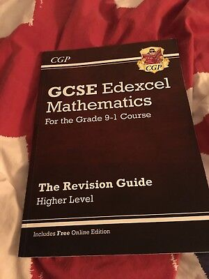 🔥New GCSE Maths Edexcel Revision Guide: Higher for (9-1) course🔥