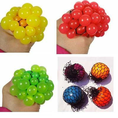 MultiColor Anti-Stress Ball Knetball Wutball Stresskiller Quetschball Squishy