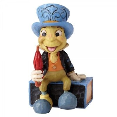 Disney Traditions Jiminy Cricket Mini Figurine 4054286 Brand New & Boxed