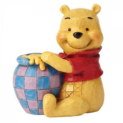 Disney Traditions Winnie the Pooh Mini Figurine 4054289 Brand New & Boxed