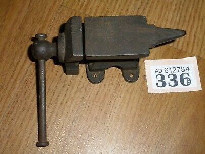 Vintage Jewellery Making Vice / Anvil