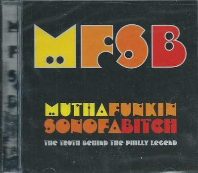Mfsb - Muthafunkinsonofabitch 1968-73  Pre Philadelphia Intl Funk Comp Sealed Cd