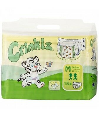 couche adulte baby crinklz MEDIUM