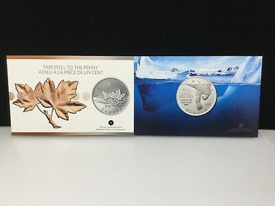 2012 4-Coin Canada $20 .999 Fine SIlver Collection-Over 1oz Silver Total Weight!