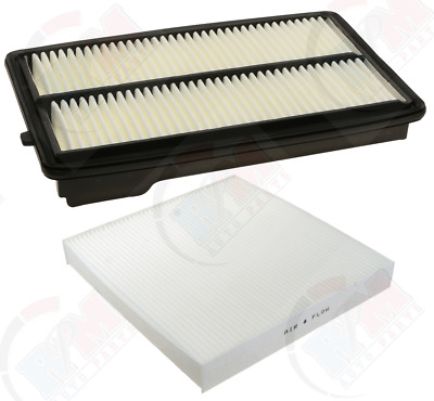 Engine Air Filter + Cabin Filter for 2015-2019 ACURA TLX & 13-17 Honda Accord