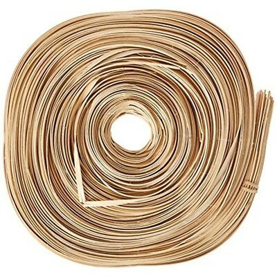 Commonwealth Basket Flat Reed 1/4-inch 1-pound Coil, Approximately 370-feet -