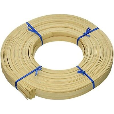 Commonwealth Basket 12fc Flat Reed 1/2-inch 1-pound Coil, Approximately