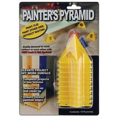 Painters Pyramid Painters Plastic Stands 10- - 10