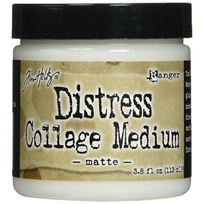 Ranger Tda47933 Tim Holtz Distress Collage Medium, Matte - Medium