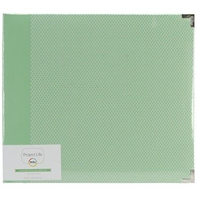 American Crafts Project Life D-ring Album, Multi-colour, 38.1 x 33.65 x 6.98cm