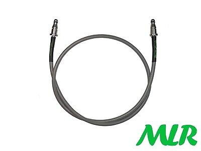 Ford Focus Mk1 Rs Turbo St170 2.0 1.8 1.6 S/steel Braided Clutch Line Hose Bnn