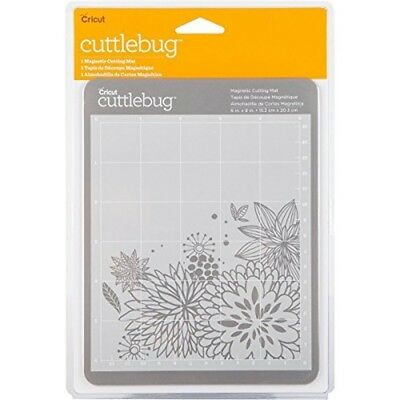 "Cuttlebug By Anne Griffin, Magnetic Cutting Mats, 6"" x 8"" - Cricut Mat 6in 8in"