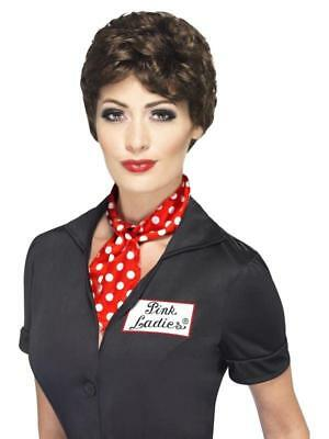 Ladies Grease Fancy Dress  Rizzo Wig