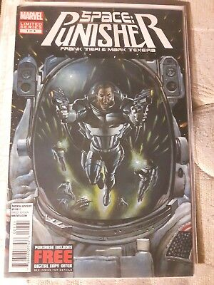 Space Punisher 1 (First Issue In Limited Series) Marvel Comics