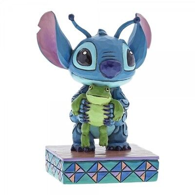 Disney Traditions Stitch Strange Life-Forms Figurine 4059741 New Boxed Free P&P