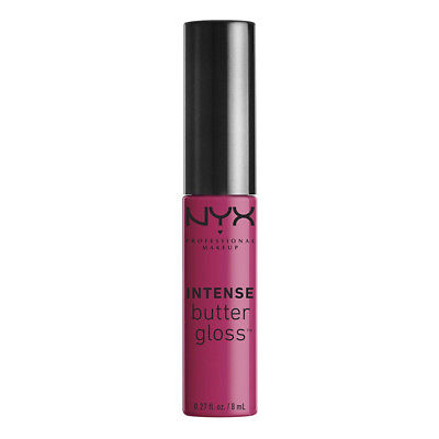 NYX - Intense Butter Gloss, Spice Cake - 0.27 fl. oz. (8 ml)
