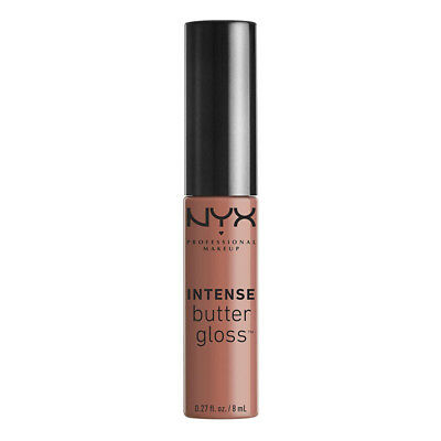 NYX - Intense Butter Gloss, Tres Leches  - 0.27 fl. oz. (8 ml)