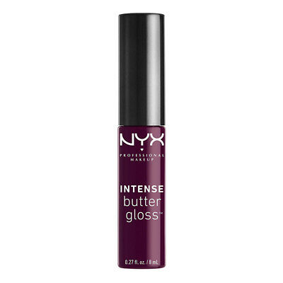 NYX - Intense Butter Gloss, Black Cherry Tart - 0.27 fl. oz. (8 ml)