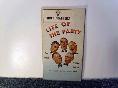 Three Feathers Life Of The Party