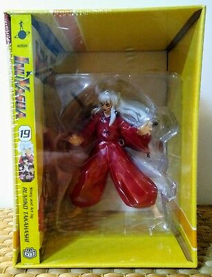 Inuyasha Limited Edition Demon Box Set Figure Graphic Novel Vol 19 New