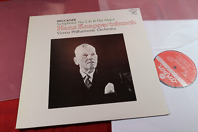 Bruckner  SYMPHONIE NR 5 Knappertsbusch - LP London GT 9035 Japan 1975 near mint
