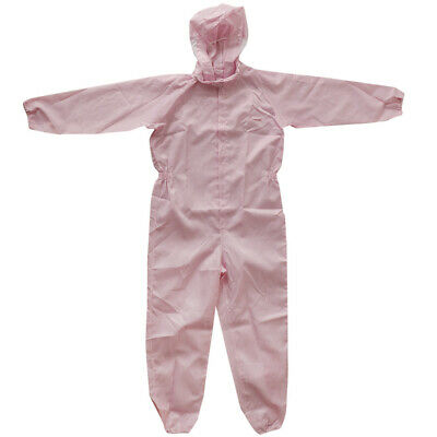 Boilersuit Coverall Overall Dustproof Antistatic Work Suits Fit 158cm Below