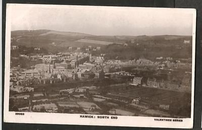 NDK 1907 Postcard, The North End, Hawick