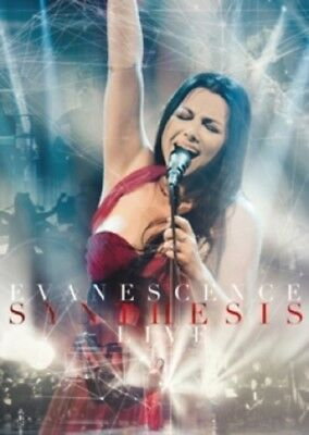 Evanescence Synthesis Live New DVD IN STOCK NOW Region 4
