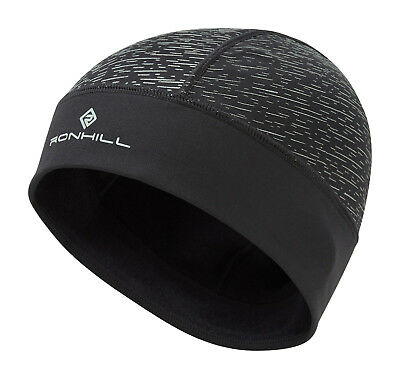 Ronhill Afterlight Beanie Running Training Reflective Thermal Cap Hat **SALE**