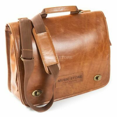 MUSIC STORE - Executive Bag Leather Natural EXB-01MTN/L