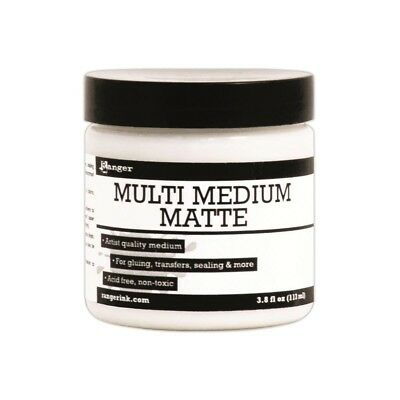Multi Medium Matte - Ranger 4 Oz