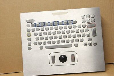 Occasion :  Clavier Francais Azerty SASSE 1500-9904580 type ERG3F_SO/2/FR_SO/PS2