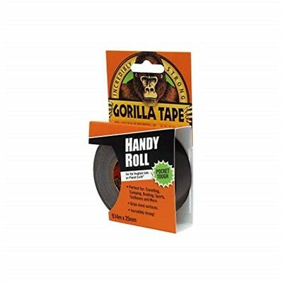 9.14m Gorilla All-weather Handy Roll - Tape Glue x Strong Duct 25mm 9m 1