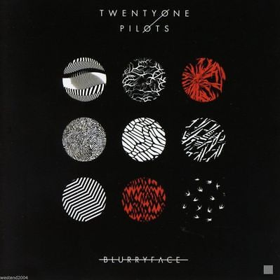Twenty One Pilots 21 - Blurryface   ** NEW CD ** (SEALED)  fairly local , Ride
