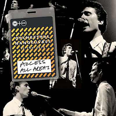 Orchestral Manoeuvres In The Dark - Access All Areas CD & DVD 2015 NEW/SEALED