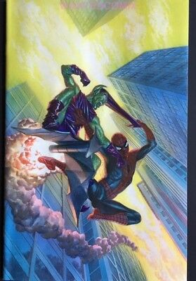 Amazing Spider-Man #798 Alex Ross 1:100 Virgin Variant Cover Red Goblin Comic Nm