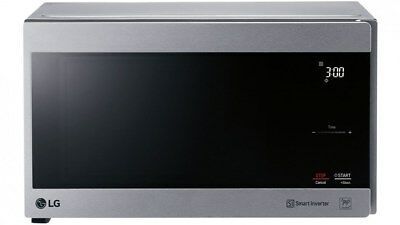 LG 42L Stainless Steel Microwave (MS4296OSS)