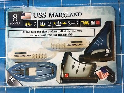 Pirates of the Frozen North - USS Maryland 083