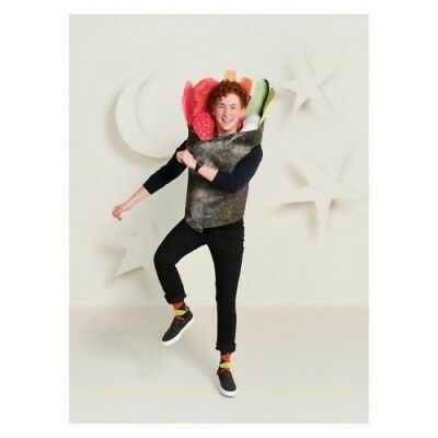NEW Adult Sushi Roll Halloween Costume - Hyde and Eek! Boutique
