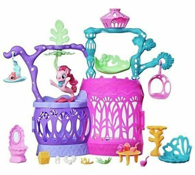 My Little Pony: The Movie Seashell Lagoon Pinkie Pie Playset For Ages 3 And Up