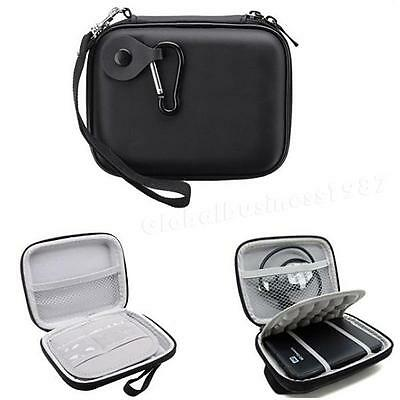 1PC Black Carrying Case WD My Passport Ultra Elements Hard Drives
