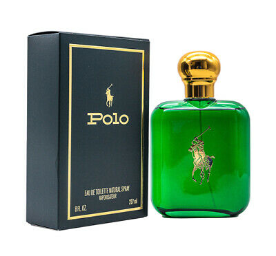 Polo Green by Ralph Lauren 8.0 oz EDT Cologne for Men New In Box