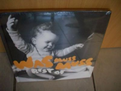 Herbert Grönemeyer - Was Muss Muss - Best Of (Sonderedition) - 2 CD + DVD - Neu
